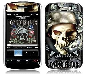 Zing Revolution MS-DYFE10008 BlackBerry Storm .50- 9500-9530-9550- Dying Fetus- Parasites Of Catastrophe Skin
