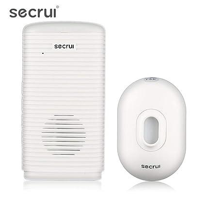 Wafalano SECRUI DW9 Alarma de Seguridad inalámbrica PIR Impermeable Detector de Sensor de Movimiento Patrulla Infrarrojo