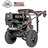 SIMPSON Cleaning PS4240 PowerShot Gas Pressure Washer Powered by Honda GX390, 4200 PSI at 4.0 GPM