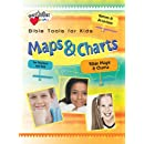 Bible Tools for Kids: Maps & Charts (Heartshaper Bible Tools for Kids)