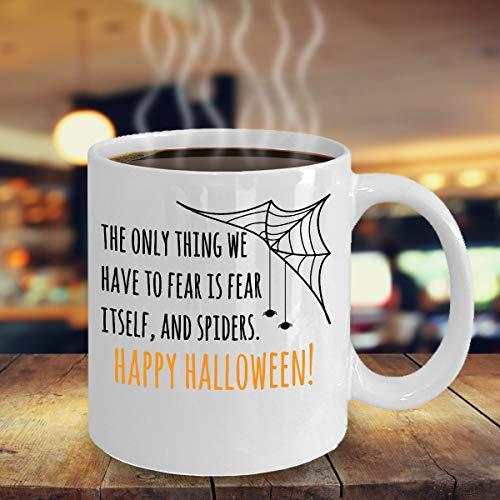 Happy Halloween Spiders Arachnophobia Trick or Treat Costume