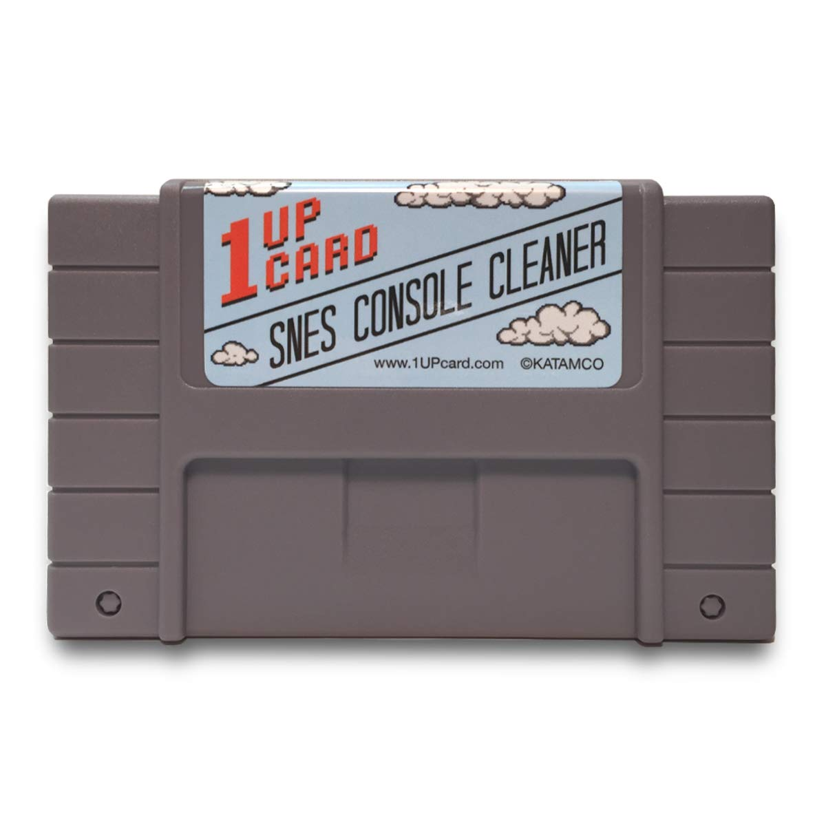 Video Game Console Cleaner Compatible With Super Nintendo (SNES) by 1UPCard: Video Games
