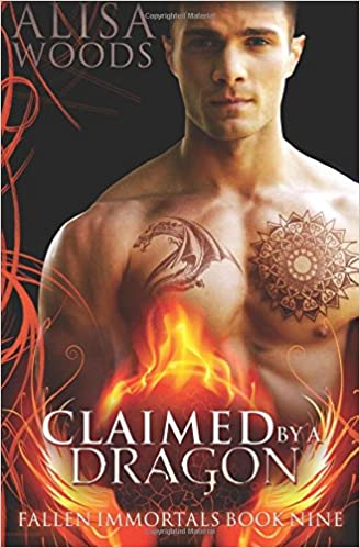 Claimed by a Dragon (Fallen Immortals 9): Volume 9