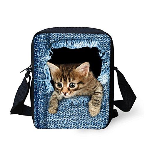 Girls School Messenger Bags