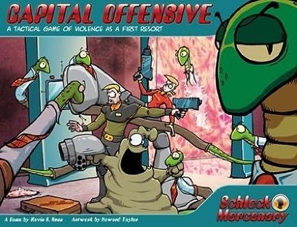 Schlock Mercenary - Capital Offensive SW (MINT/New) by ...