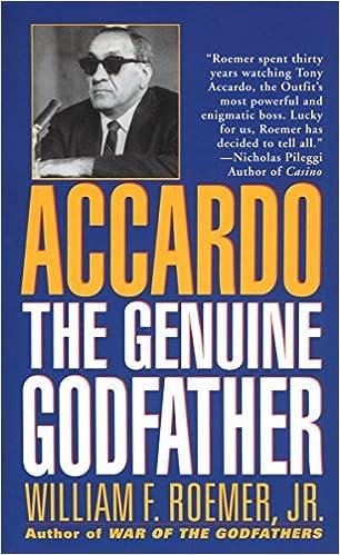 The Genuine Godfather Accardo