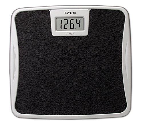 Display Bath Scale (Taylor Precision Products Digital Scale with Non-Slip Mat)