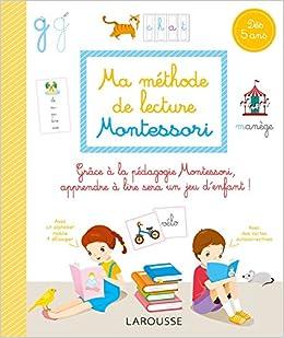 Ma Methode De Lecture Montessori 9782035944481 Amazon Com