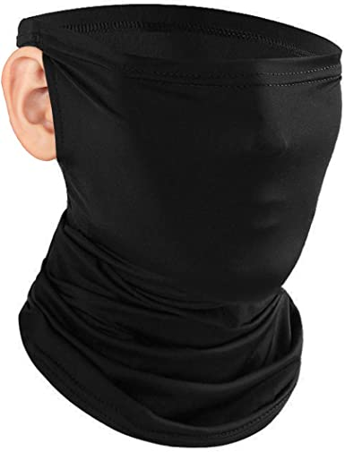 Details about  /Cool Neck Gaiter Ear Gaiter Headwear Sun Protection Washable Practical