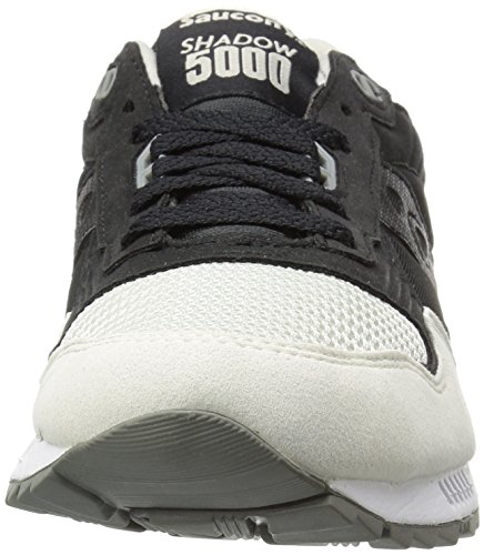 white top Low 5000 Scarpe Black Shadow Saucony Donna 7Ppxff
