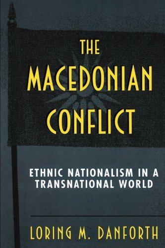 The Macedonian Conflict