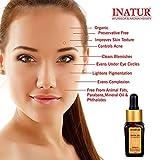 INATUR Kumkumadi Oil Facial Beauty Non Greasy