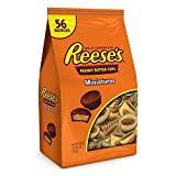 Reese's Peanut Butter Cup Miniatures (56 oz.) (pack of 6)