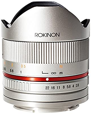 Rokinon 8mm F2.8 Series 2 Fisheye Lens for Sony E Cameras from Rokinon