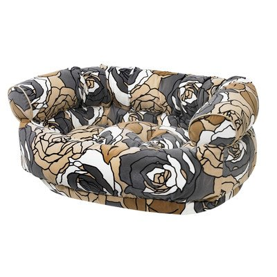 Bowsers Double Donut, Medium, Silver Treats For Sale