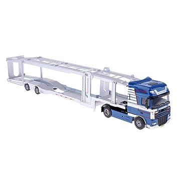 MétalModèles Flameer Camion Remorque De Transporteur 150 PiXukZ
