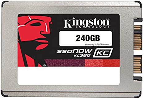 Kingston SKC380S3/240G - Disco Duro sólido (240 GB, Micro Serial ...