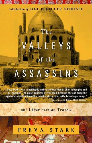 Book cover for The Valleys of the Assassins