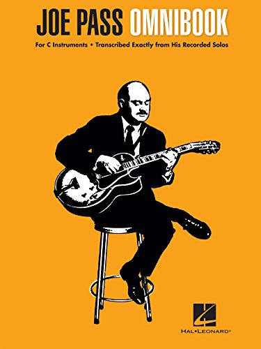 Joe Pass Omnibook: for C Instruments download