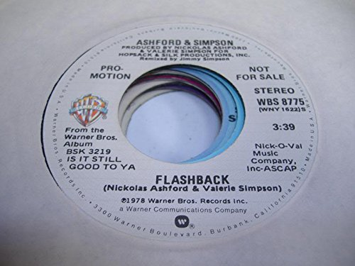 ASHFORD & SIMPSON 45 RPM Flashback / - Ashford Mall