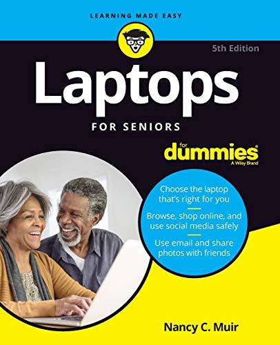 Laptops For Seniors For Dummies (Best Applications For Laptop)