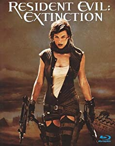 amazoncom resident evil extinction bluray steelbook
