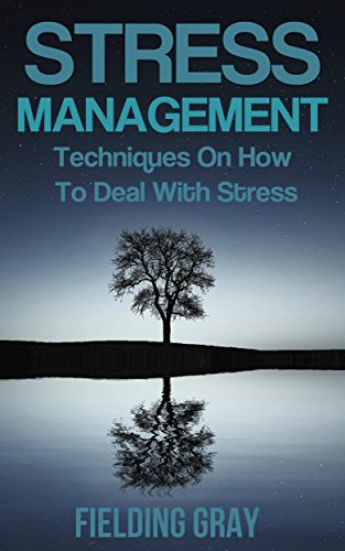 Stress Management Techniques Anxiety Manage ebook product image