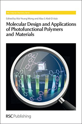 Molecular Prototype and Applications of Photofunctional Polymers and Materials: RSC (Polymer Chemistry Series)
