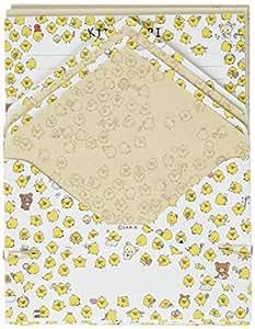 San-X Rilakkuma Letter Set LH67301