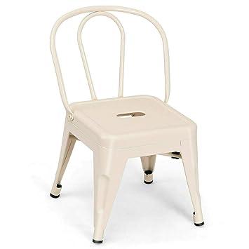 Incredible Amazon Com Metal Frame Kids Chair Toddler Children Pink Dailytribune Chair Design For Home Dailytribuneorg