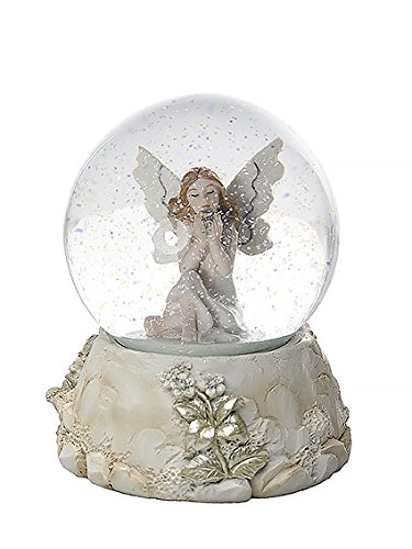 - Mousehouse Gifts Beautiful Mythical Fairy Snow Globe Ornament