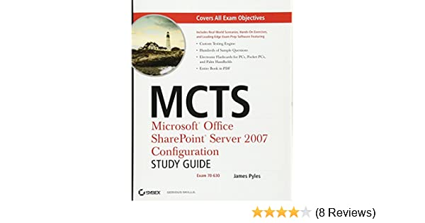 Pdf] download mcts microsoft office sharepoint server 2007 configu….