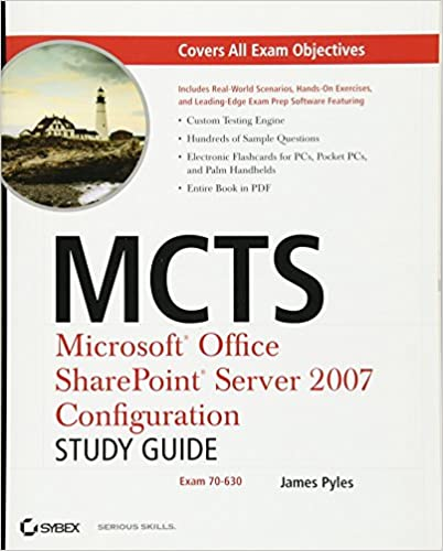 Download pdf mcts microsoft office sharepoint server 2007 configura….