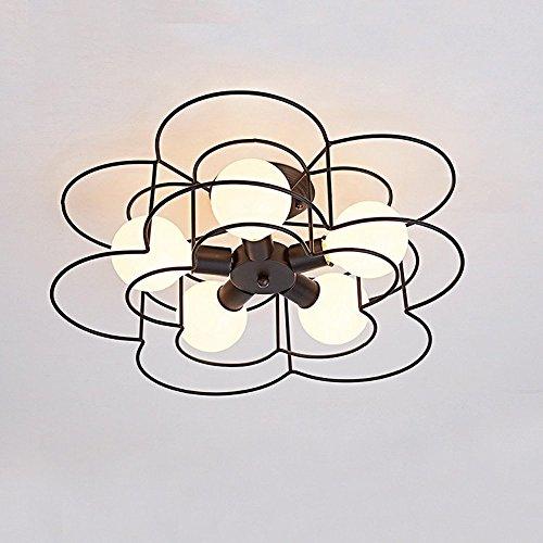 Flower Pendant Light Shade in US - 9
