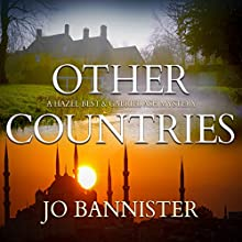 Other Countries: A British Police Procedural (Gabriel Ash, Book 4) Audiobook by Jo Bannister Narrated by Jane Copland