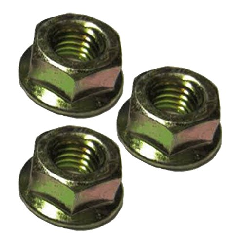 Husqvarna 530015917 Chainsaw Bar Mount Nuts 3 PK