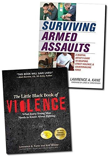 Bundle: 2-books - Surviving Armed Assaults & Little Black Book of VIOLENCE **Bestsellers**