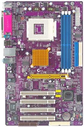 ECS KT600-A Socket A 462 AMD ATX Bare Motherboard ()