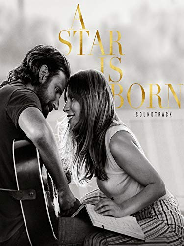 A Star is Born Music Poster Standard Size 18×24 inches