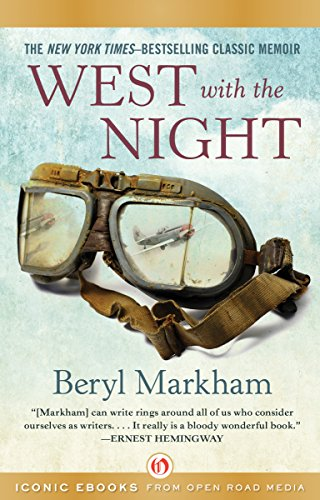 West with the Night by [Markham, Beryl]