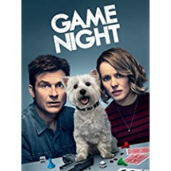 GAME NIGHT debuts on Digital May 1 and on Blu-ray Combo Pack and DVD May 22 from Warner Bros.