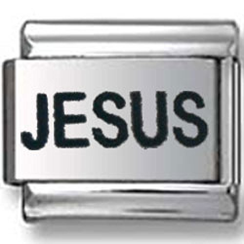 Jesus Italian charm (Jesus Italian Charm)