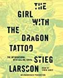 random house audio books - By Stieg Larsson: The Girl with the Dragon Tattoo [Audiobook]