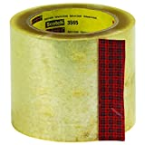 Ship Now Supply SNT9943565 3M 3565 Label Protection Tape, 1.9 Mil, 4'' x 110 yd., Clear (Pack of 18)