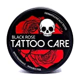 Tattoo Aftercare - Ointment for After Tattoo Process - Natural Ingredients - Promotes Healing, Protects, Moisturizes, Reduces Redness - Highlights Tattoo Colors - Not Butter or Oil-based - 1.23 oz