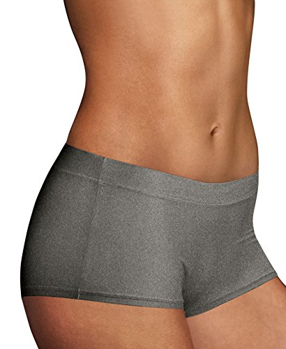 Maidenform Dream Cotton Boyshorts Charcoal Gray XX-Large