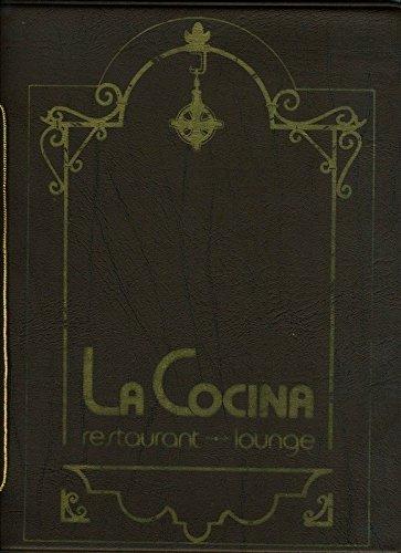 Amazon Com La Cocina Restaurant Lounge Mexican Food Menu
