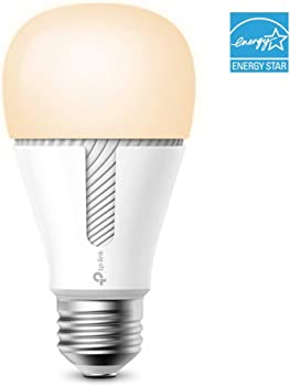 TP-Link Kasa Smart WiFi White LED Dimmable Light Bulb