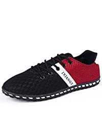 CHNHIRA 2017 Summer Men Casual Fashion Sneakers Breathable Athletic Sports Shoes