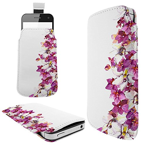 Wildflowers Pull (622 - Shabby Chic Wild Flowers Fleurs iphone 6 6S 4.7
